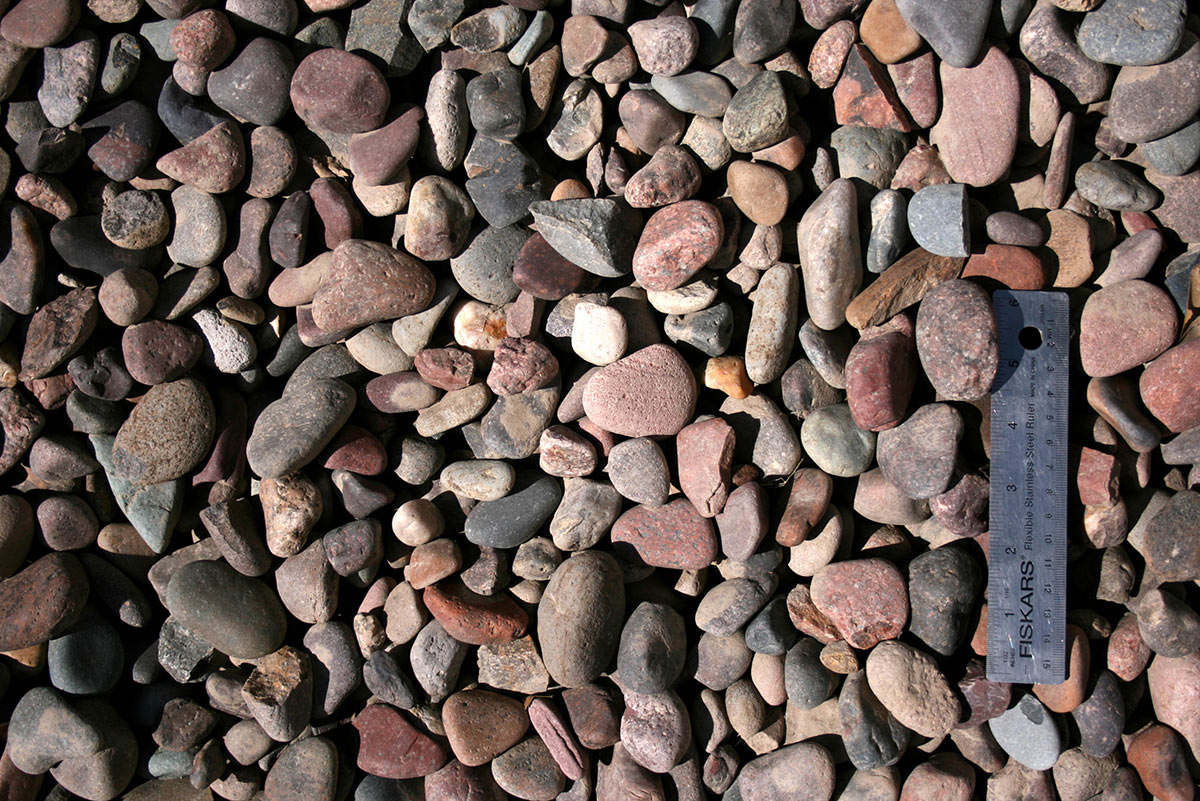 Decorative rock oxborrow landscape materials for Large river rock landscaping