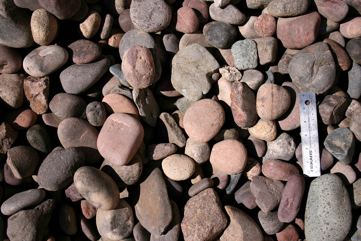 Decorative rock oxborrow landscape materials for Decorative river rocks landscaping